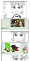 Yotsuba's reaction to ShadowxShrek by Soraply11