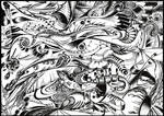 BlacknWhite doodle