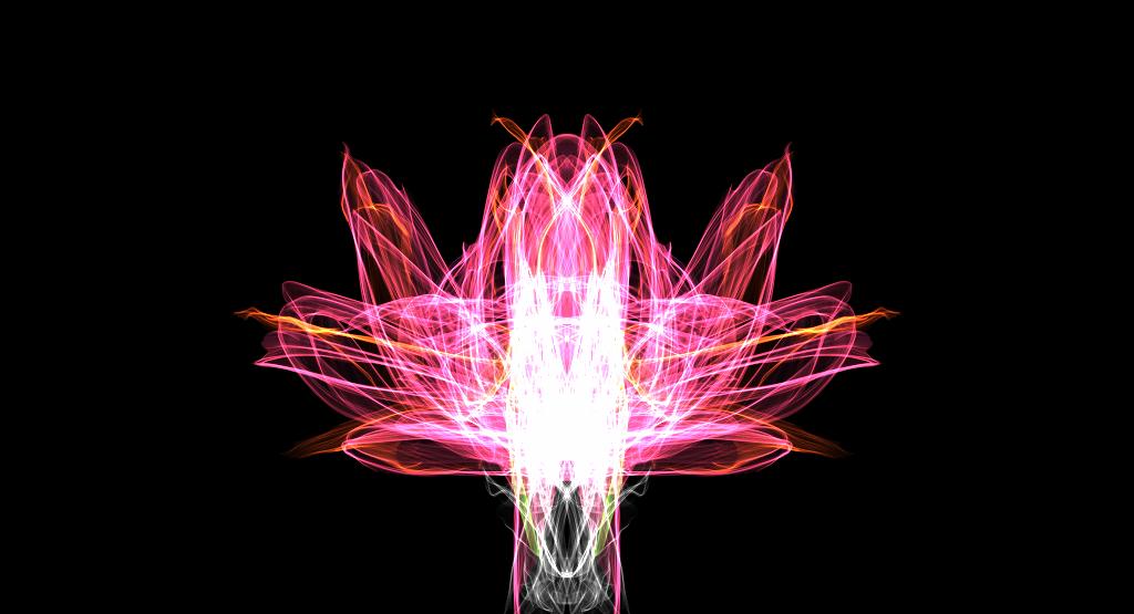 Practice flower by AngelsSilverWings