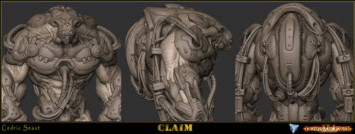 Claim Zbrush 2 by ced66