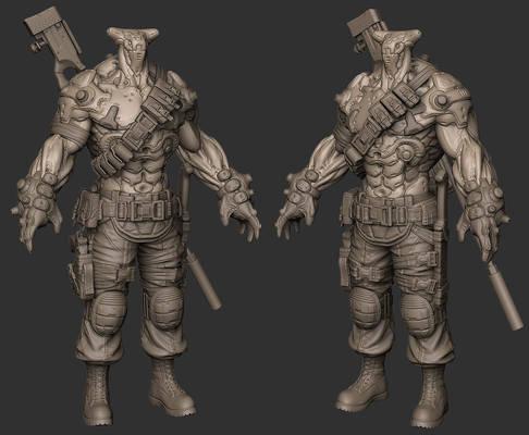 Legion 9