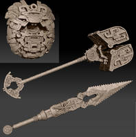 Weapons by ced66