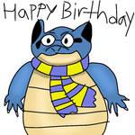 BlastoiseAnimator's Birthday Gift