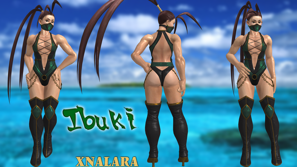 ibuki jade cosplay by dragonlord720 on deviantart