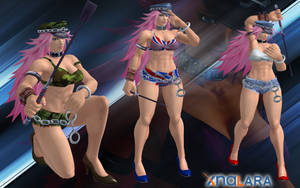 Poison USF4 1p by DragonLord720