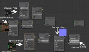 Blender node setup update