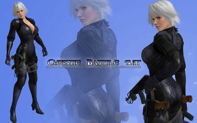 Christie Battle Suit by DragonLord720