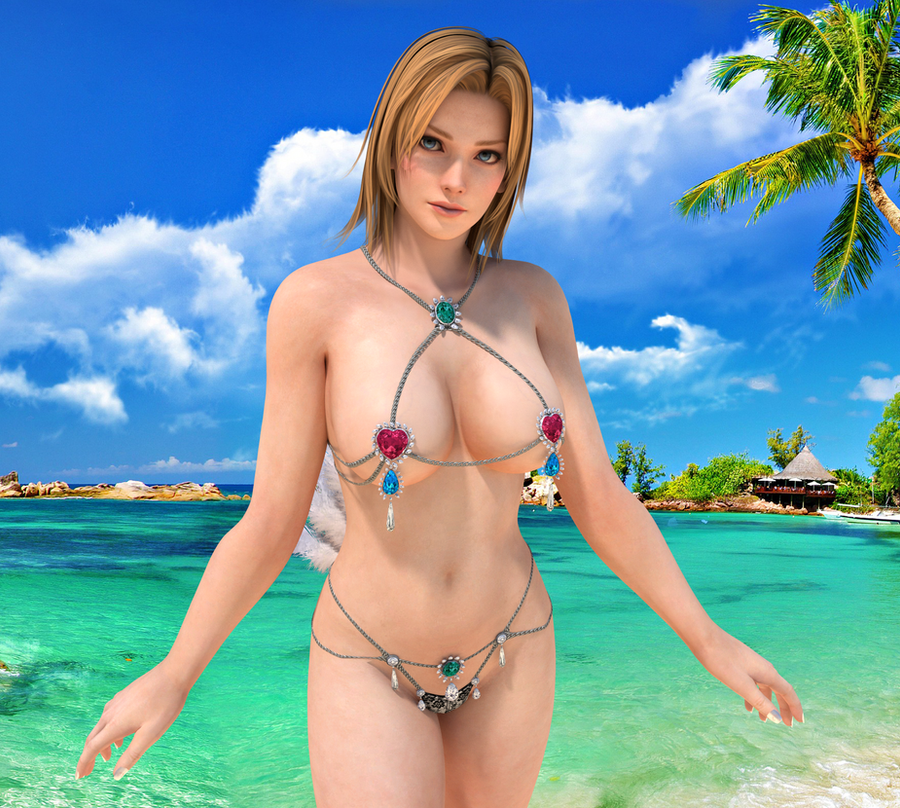 dead or alive 5 tina ending a relationship