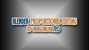 Blender Portportinal Editing Tutorial by DragonLord720