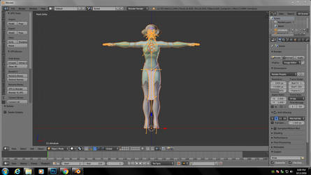 Install Xps addon to blender by DragonLord720