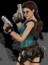Lara Croft 03