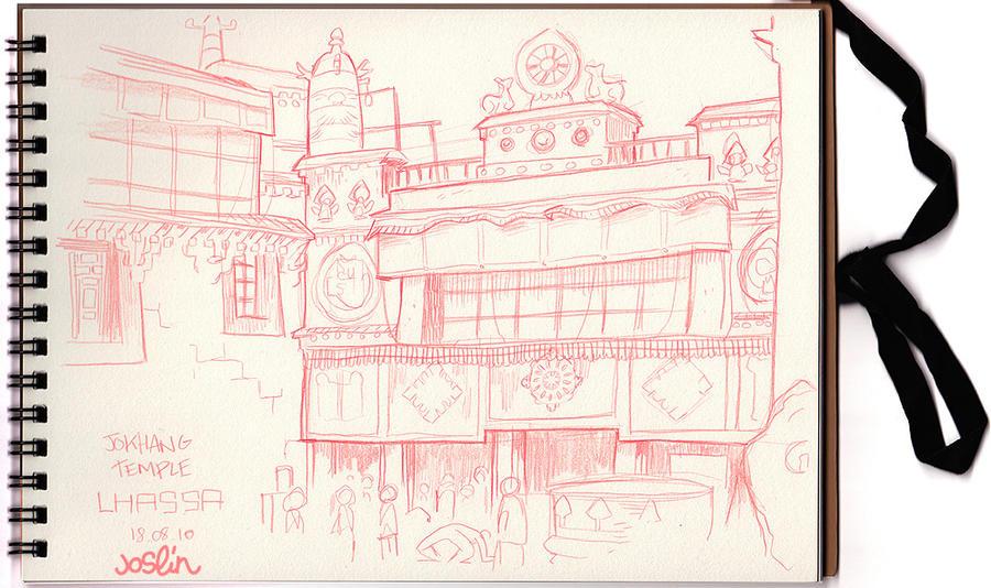 http://fc02.deviantart.net/fs71/i/2010/243/c/f/jokhang_temple_lhasa_by_joslin-d2xomcl.jpg