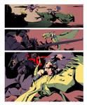 Dragon page 2 - Colors