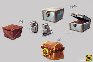 Monster Life - Items - Chests by joslin