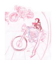 WroOAam Sketch by joslin