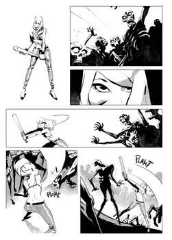 BLAM! page 1