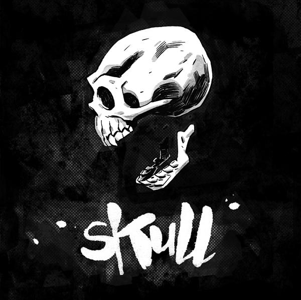 Skull - a mini collection of skulls by joslin