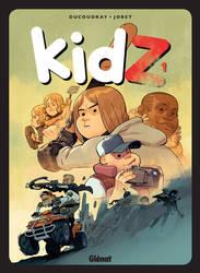 KidZ - 1 - Cover by joslin