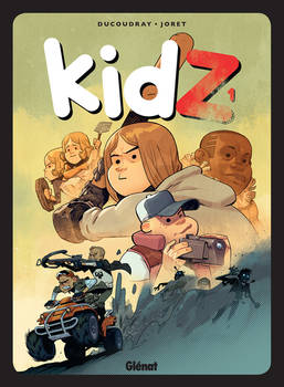 KidZ - 1 - Cover