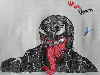 We are Venom!!! by BioZolrak97