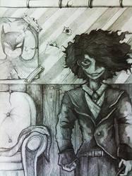 The Joker Family Portrait by davidbigler