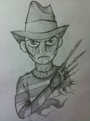Your Nightmare on Elm Street by davidbigler