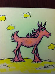 Pink Seussycorn Pony