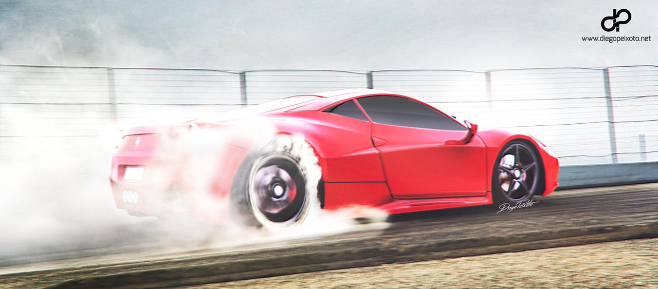 Download Burnout Car Game