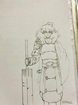Sketch: WARRIOR