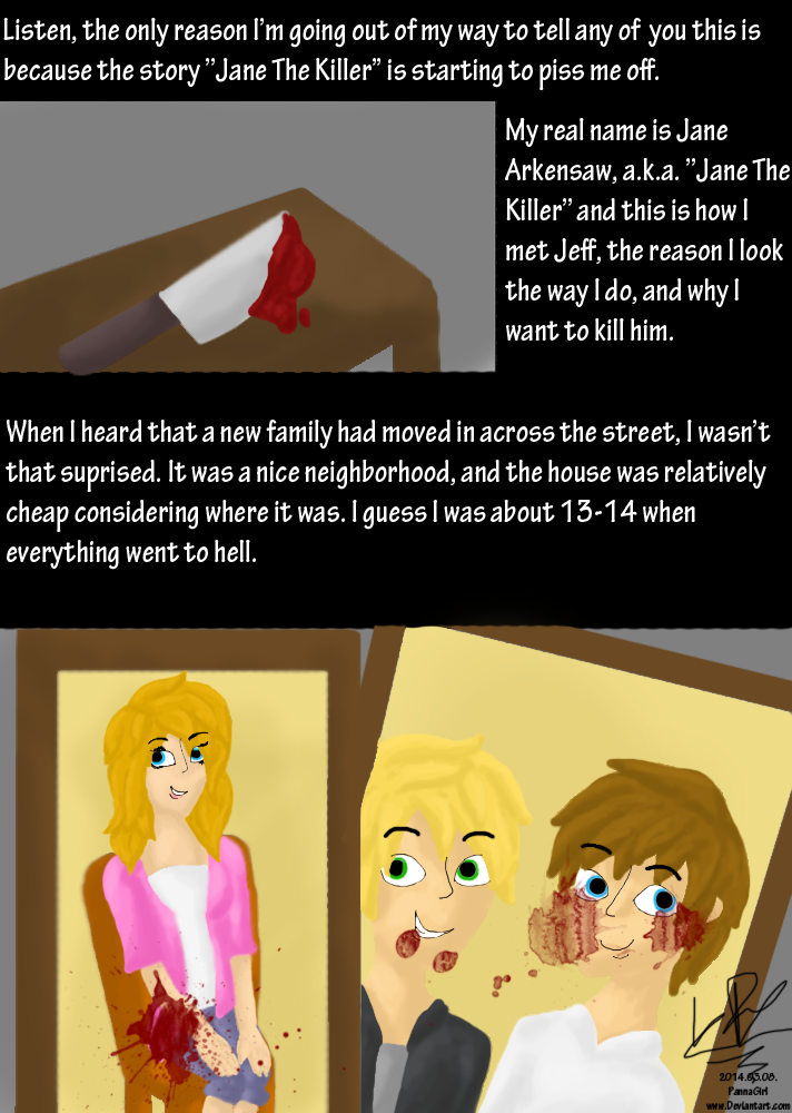 ImageSpace - Jane The Killer Real Story | gmispace com
