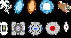 Portal Pin Concepts