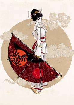 Geisha Sci-fi