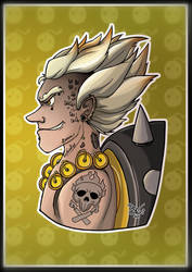 Junkrat fan art
