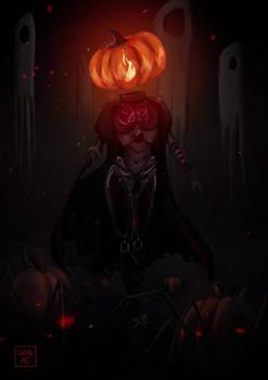 Cyberpunk Pumpkin