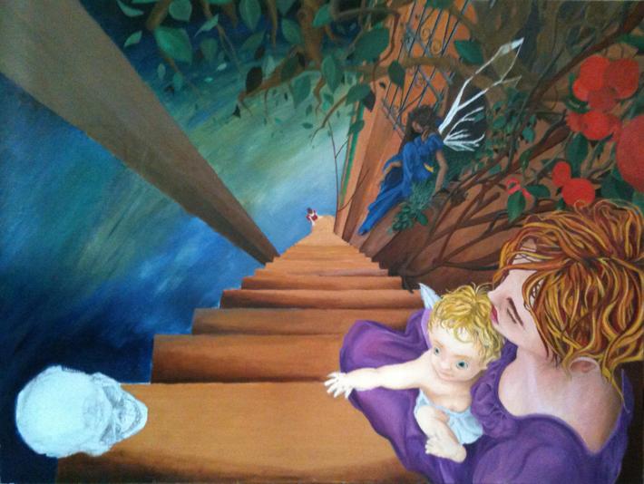 Fairies and Cherubs - Work in progress by axlefung