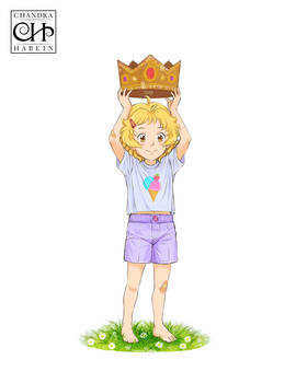 Little Sunny and the Crown