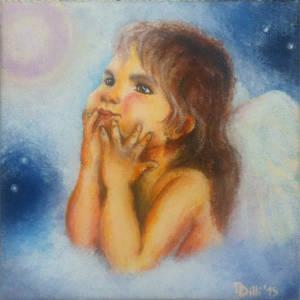 Little angel for my little godson (III_2015)