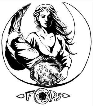 Fors - roman goddess of a good chance