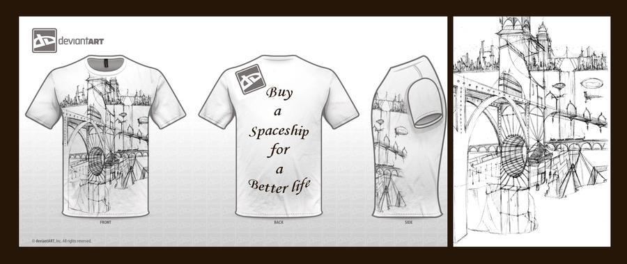 t-shirt contest by capottolo