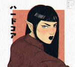HARDCORE GIRL //