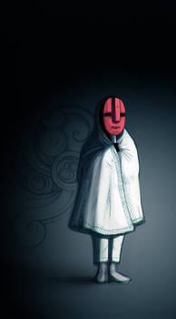 Little Masked Traveler