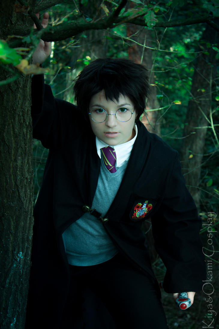 HP: The boy who lives by Okami-kiba