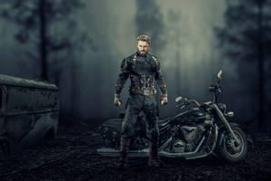 Captain America by itsharman