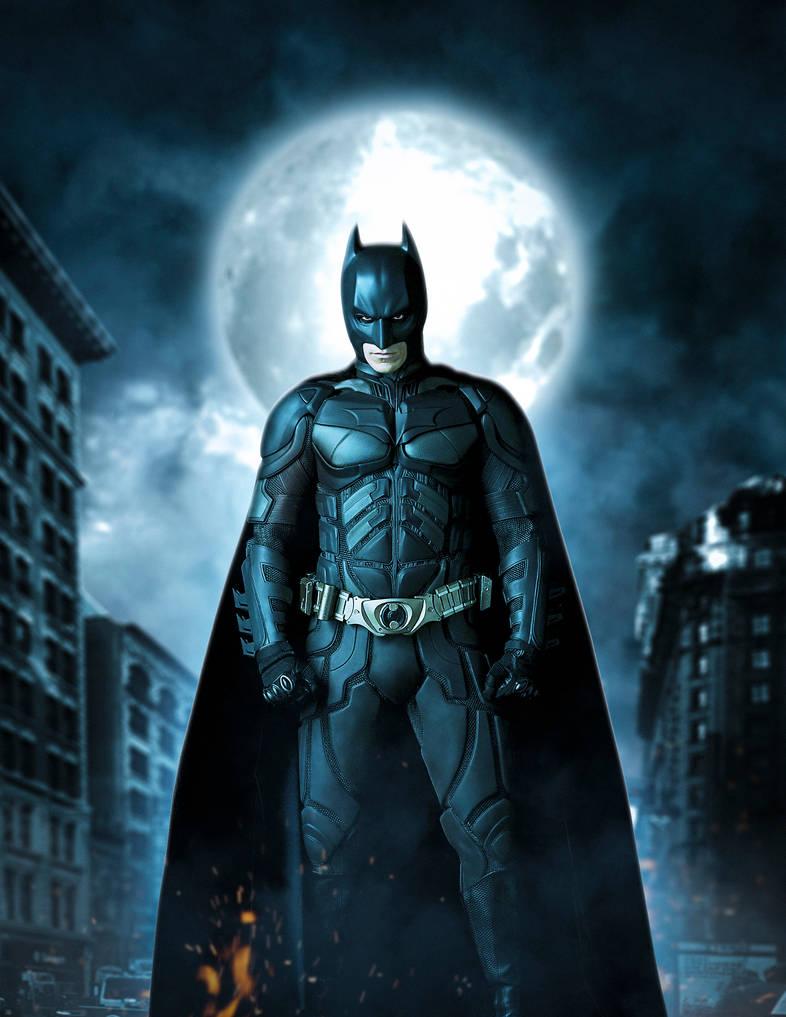 Batman Dark 4K Wallpaper, HD Superheroes 4K Wallpapers