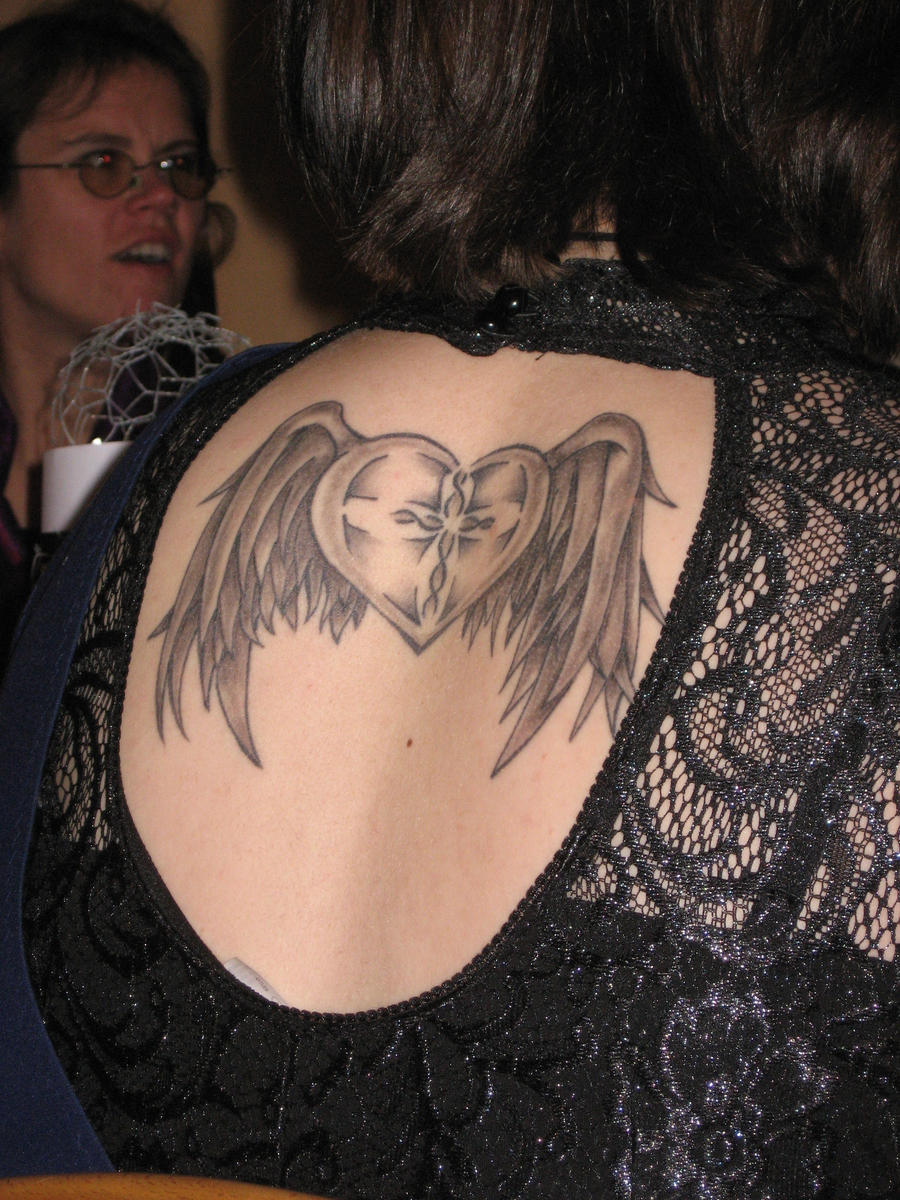 Florida Chest Tattoo