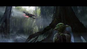 Luke's landing