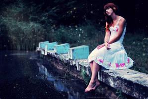 Magic surrounds me. by Lukreszja
