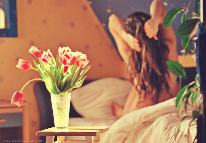 Spring awakening. by Lukreszja