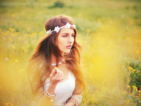 Hippie heart.