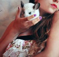 Chin lover. by Lukreszja
